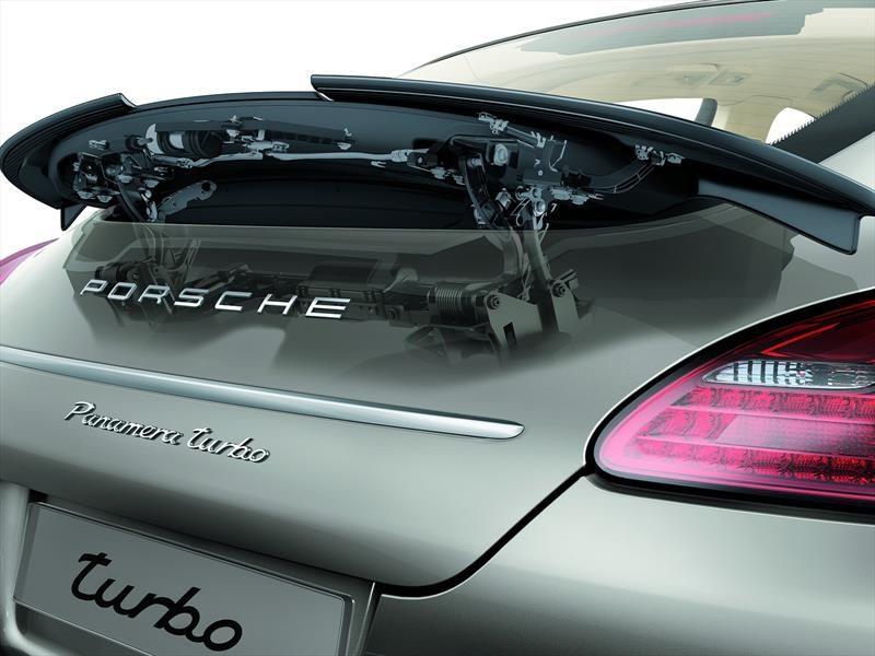 Los cinco spoilers más salvajes de Porsche