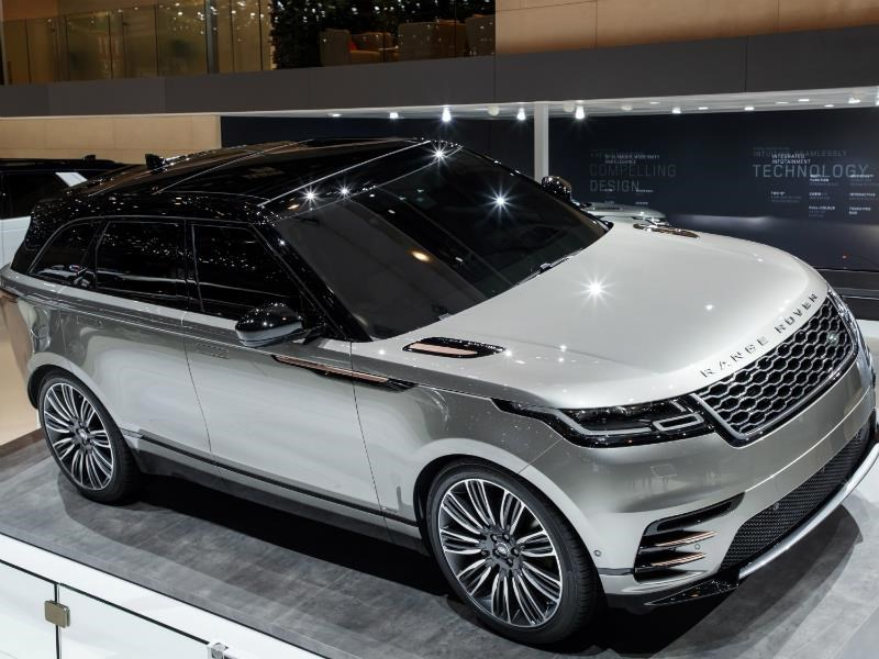 Todo lo que no sabías sobre la Land Rover Range Rover