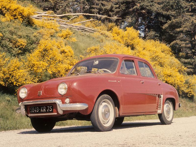Autos clásicos: Renault Dauphine - Autocosmos.