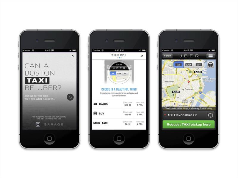 Uber podría valer más que Nissan