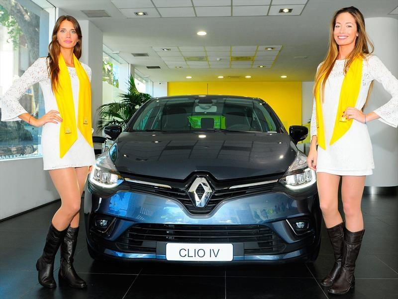 Nuevo Renault Clio IV se presenta en Uruguay
