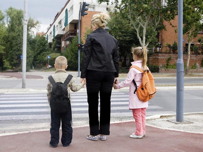 Consejos para cuidar a tus niños en la calle