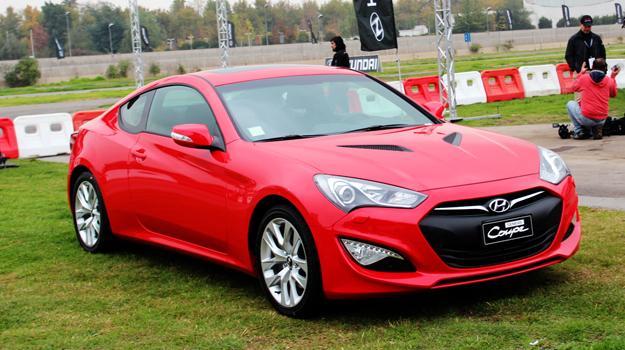 Chile: Lanzamiento Hyundai Genesis Coupé 2012