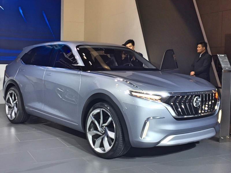 Hybrid Kinetic lanza dos SUV eléctricos
