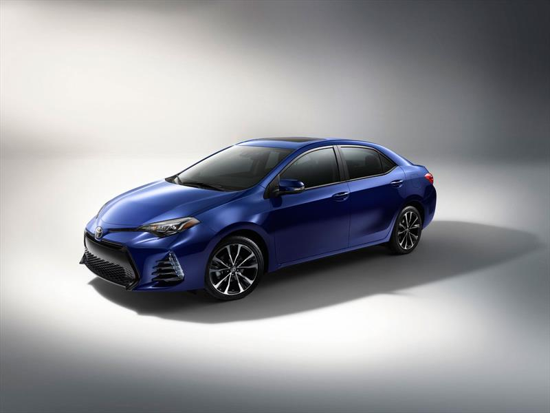 El Toyota Corolla es el auto más vendido del mundo en lo que va del 2016