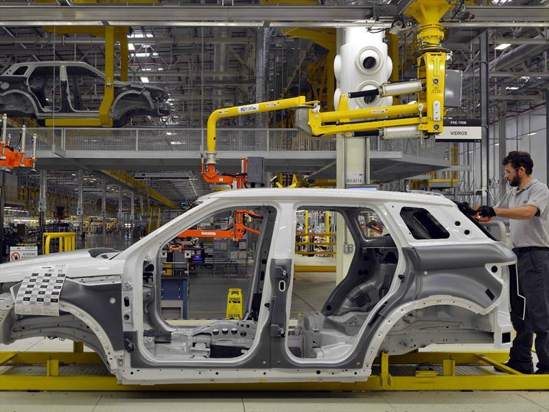 Jaguar Land Rover tiene nueva fábrica en Brasil