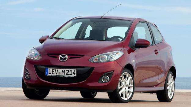 Mazda2 es el auto m&#225;s ecol&#243;gico en Jap&#243;n