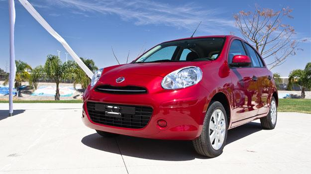 Nissan March: Inicia venta en Chile