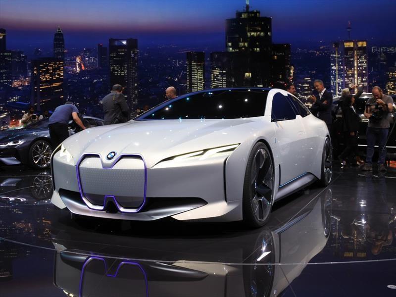 BMW i Vision Dynamics Concept, Bavaria ataca a California