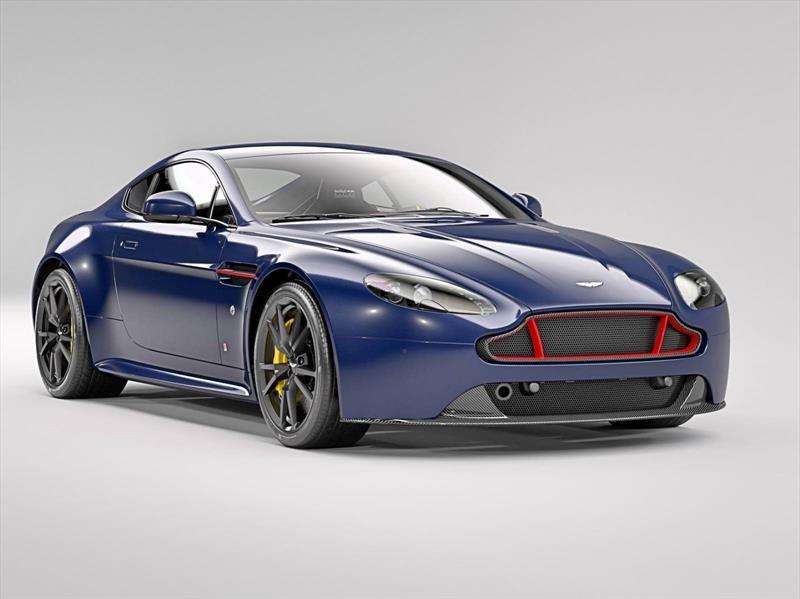 Aston Martin añade estilo al Vantage S con las ediciones Red Bull Racing