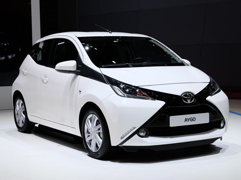 Toyota AYGO, el auto urbano para el corredor X