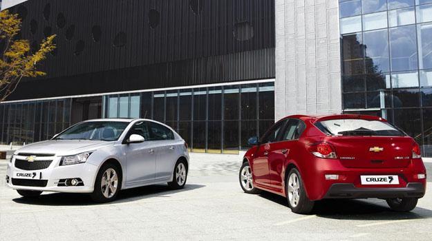 El nuevo Chevrolet Cruze 5 puertas tiene precios en Argentina