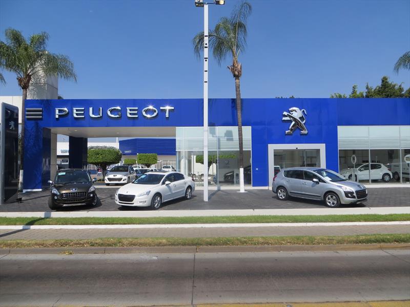 Peugeot expandirá su red de distribuidores en México