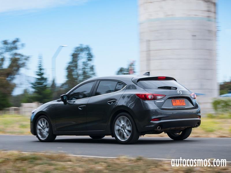 Probamos el Mazda3 Sport 2017
