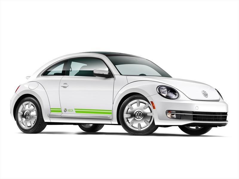 Volkswagen Beetle Xbox 2013 llega a México