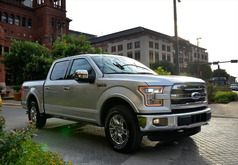 Ford F 150 2015 Obtiene El Truck Of Texas 2014