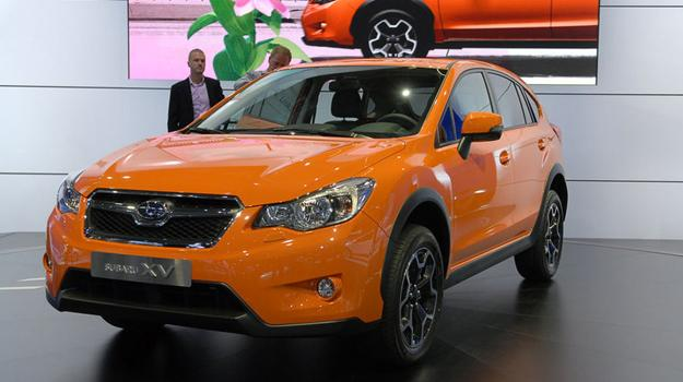 Subaru XV Obtiene el M&#225;ximo de 5 Estrellas en Ranking Euro NCAP