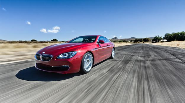 BMW 650iA 2012 a prueba