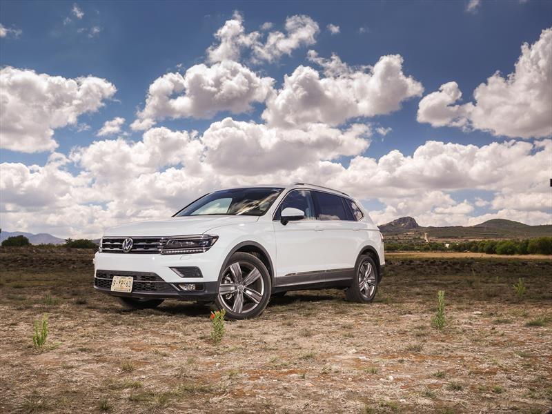 Volkswagen Tiguan 2018 a prueba