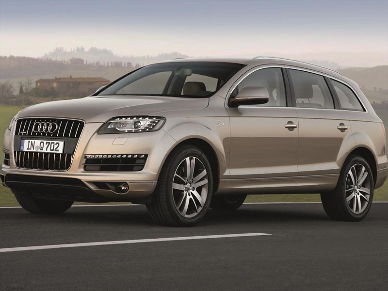 Audi Q7 | Servicios Audi