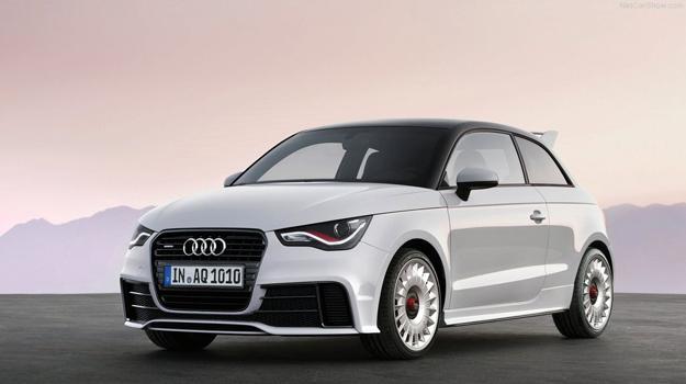 Audi A1 quattro, limitado a sólo 333 unidades