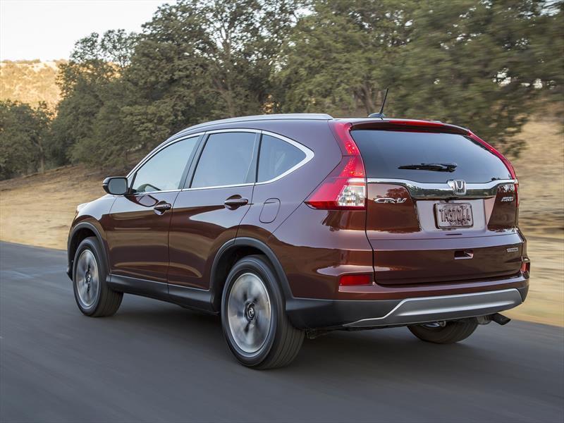 Honda CR-V 2015 llega a México desde $327,900 pesos - Autocosmos.com