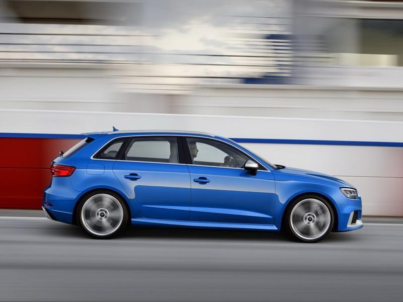 El Audi RS3 Sportback se presentará en Ginebra