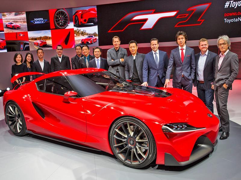 Toyota apuesta por la cifra récord de 10 millones de vehículos durante 2014