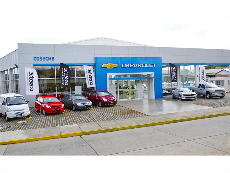 Chevrolet y Coseche implementan concepto único de servicio técnico en Concepción