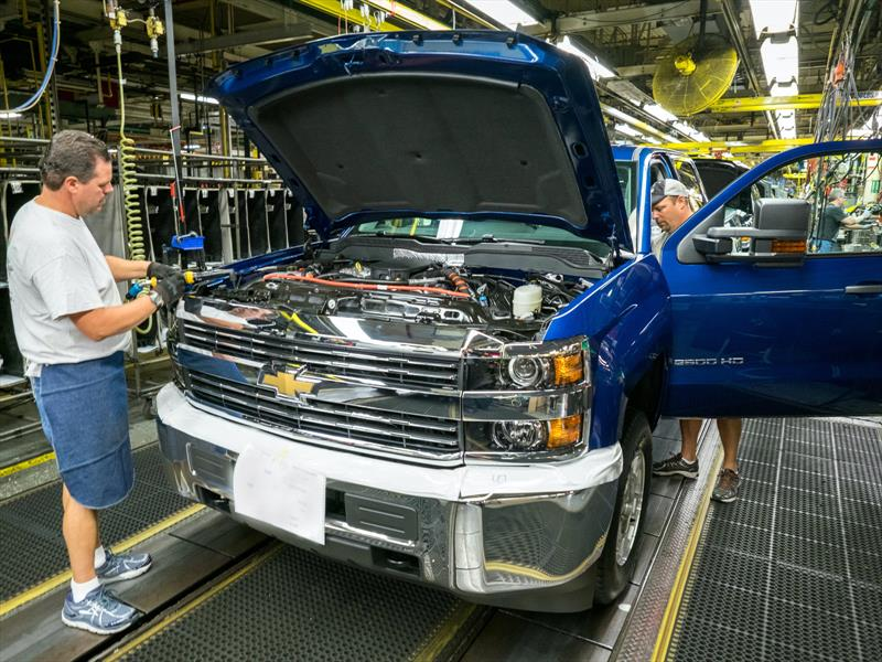 General Motors Invierte En Su Planta De Flint Michigan