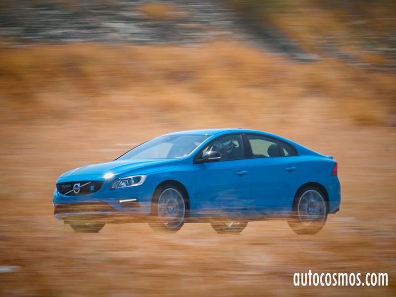 Volvo S60 Polestar en Chile, contacto con el misil sueco