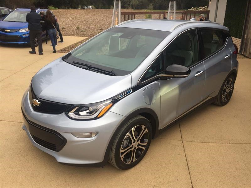 Exclusivo: manejamos el Chevrolet Bolt
