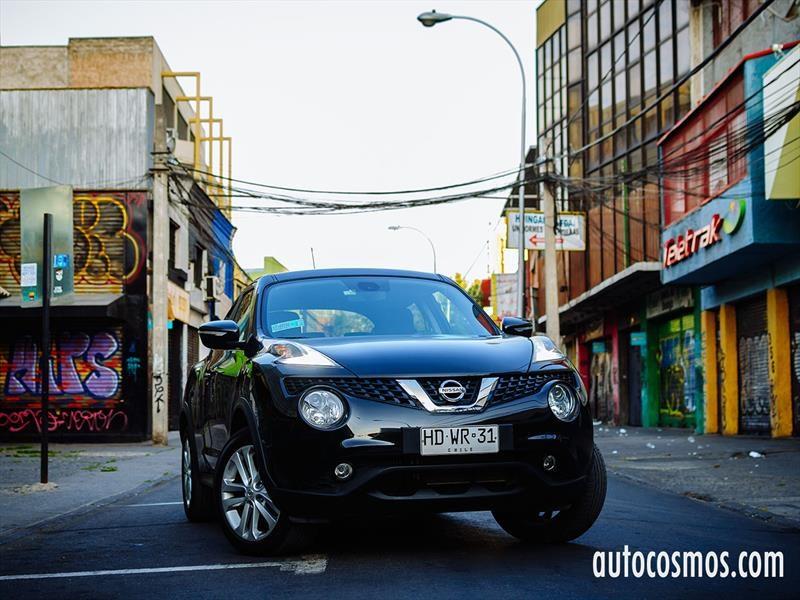 Probamos el Nissan Juke Turbo 2017