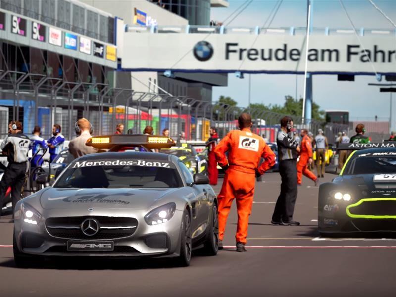 Gran Turismo Sport ya tiene fecha de lanzamiento en el E3