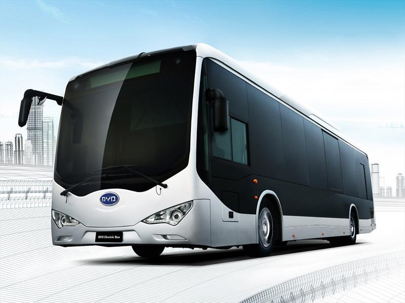 Buses eléctricos, nueva alternativa para el transporte bogotano