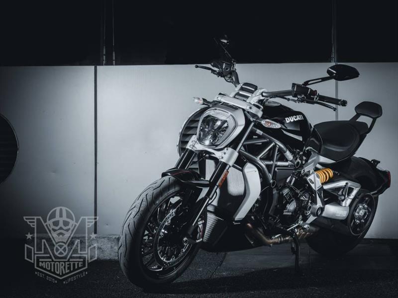 Ducati XDiavel S, fachera y poderosa