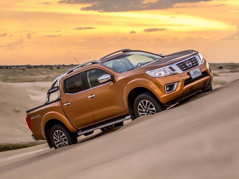 La Nissan NP300 Frontier se presenta en Argentina