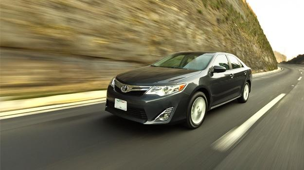 Toyota Camry XLE 2012 a prueba