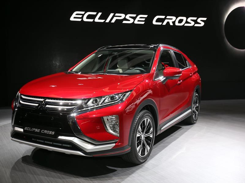 Mitsubishi Eclipse Cross, ahora en forma de SUV