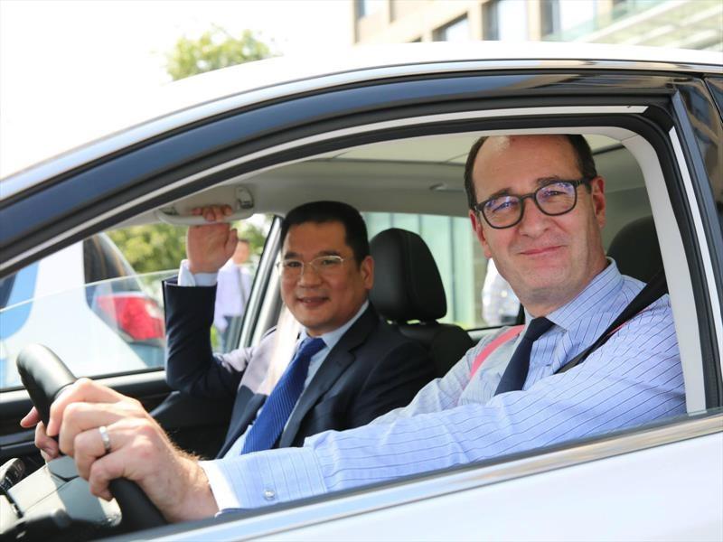 Ford se asocia con Zotye Automobile para producir autos eléctricos