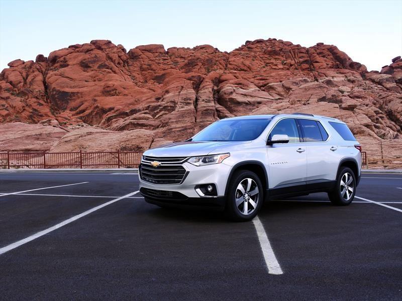 Primer contacto con la Chevrolet Traverse 2018