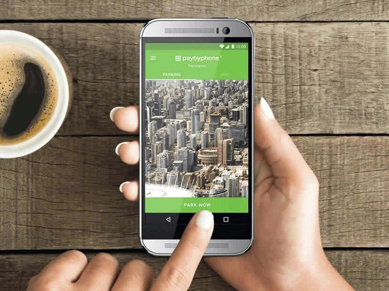 Volkswagen lanza la app PayByPhone