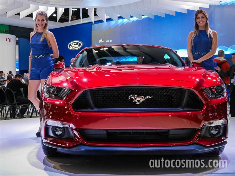 Ford: Presente en el Salón de Buenos Aires 2015