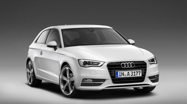 Audi A3 2013: Primeras imágenes