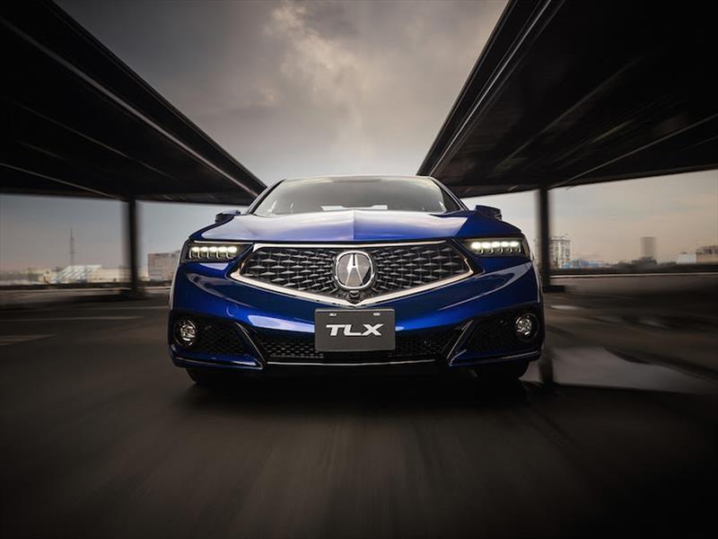 Acura TLX 2018 llega a México desde $669,900 pesos