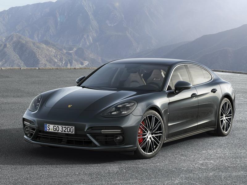 Porsche Panamera se pone el frac para llegar a Colombia