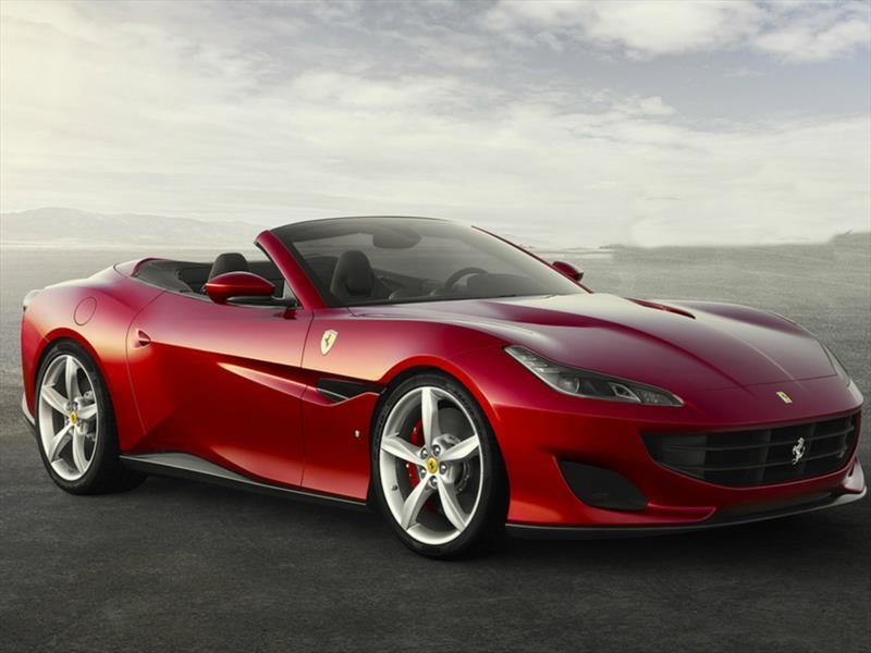 Ferrari Portofino 2018, el sucesor del California T