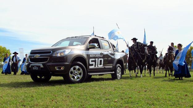 Manejamos en Argentina la nueva Chevrolet S10 2013