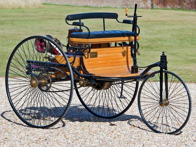 130 años del nacimiento del primer automóvil: El Motorwagen