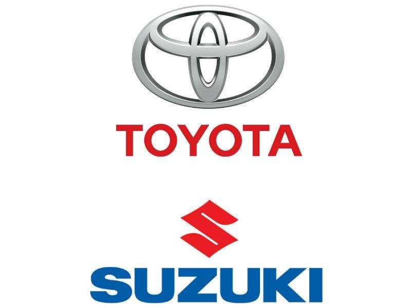 Suzuki y Toyota se unen tecnológicamente